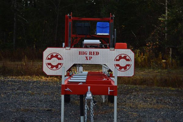 Big Red XP Vallee Portable Sawmills
