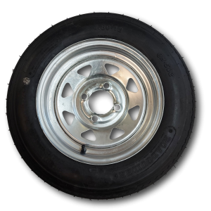 Spare Tire withe Wheel for Little Blue