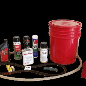 Maintenance Kit for Big Red XP Sawmills