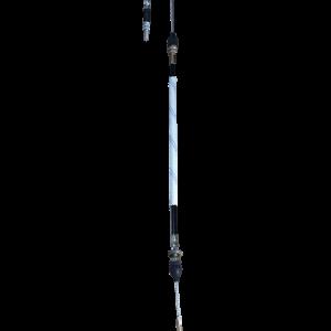 Cable actionneur de scie