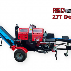 Red Runner 27T Deluxe Firewood Processor
