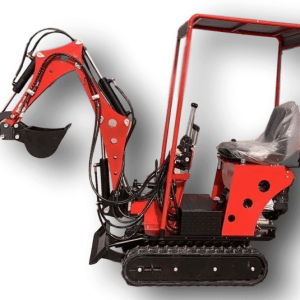 Red Runner Mini Excavator