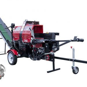 27 Tons Standard Firewood Processor