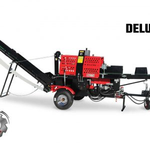 27 Tons Deluxe Firewood Processor