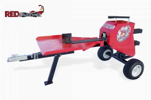 red runner log splitter rrf40tl