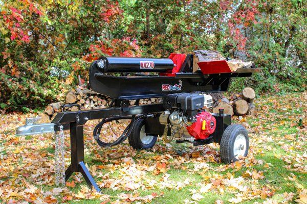 red runner rr270 log splitter 1