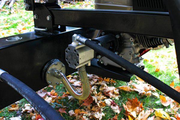 red runner rr270 log splitter hydraulic