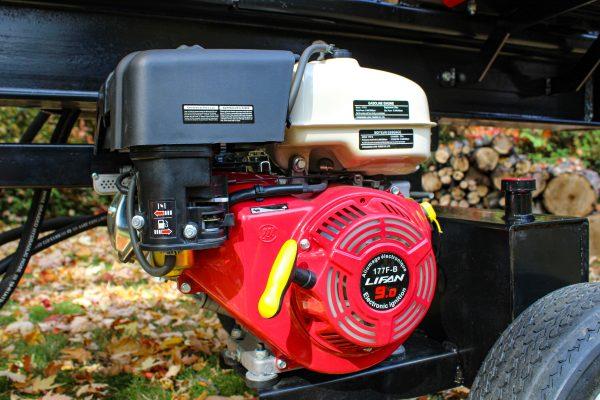 red runner rr270 log splitter motor