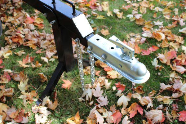 red runner rr270 log splitter tow bar
