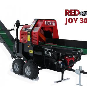 Red Runner JOY 30T Firewood Processor