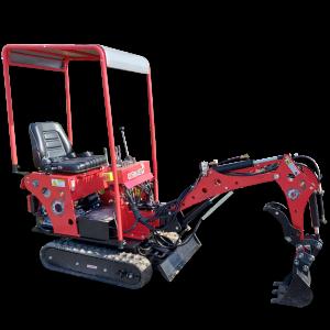 Red Runner Mini Excavator